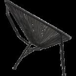 Draadstoel Gio zwart