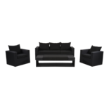 Loungeset Roma Black
