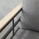 Forza Aluminium Loungeset met Polywood