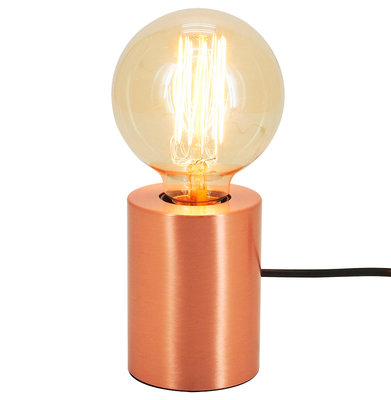 Tafellamp LUCHE Koper