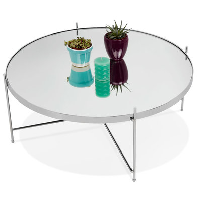 Salontafel ESPEJO BIG Chroom