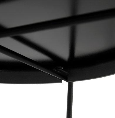 Salontafel ESPEJO BIG Zwart
