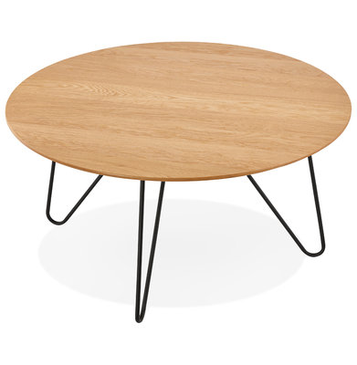 Salontafel RUNDA Naturel