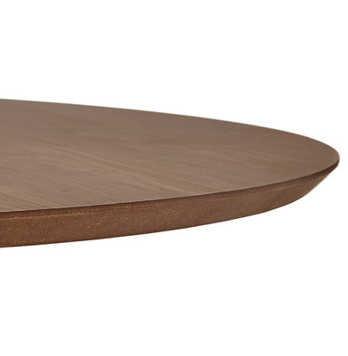 Eettafel BLETA 120 Walnoot