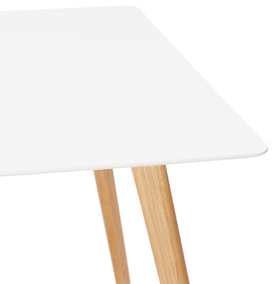Eettafel SALLY Wit