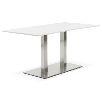 Eettafel SUTTON Wit