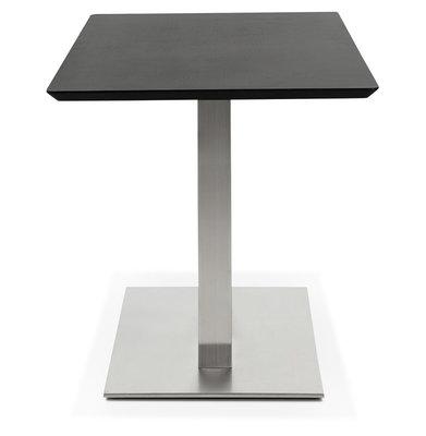Eettafel RECTA Zwart 150x70