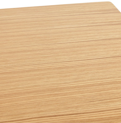 Eettafel RECTA Naturel 150x70