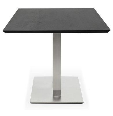 Eettafel RECTA Zwart 180x90