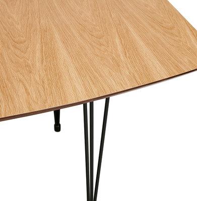 Eettafel STRIK Naturel