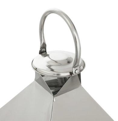 Lantaarn BALI 24x23x70 cm Aluminium