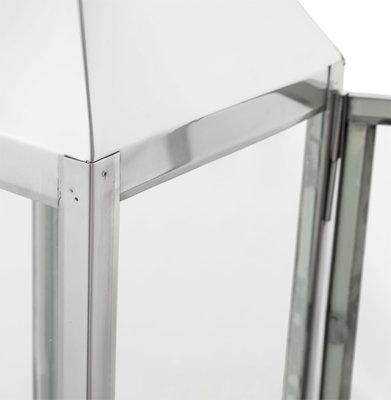 Lantaarn BALI 20x19x90 cm Aluminium