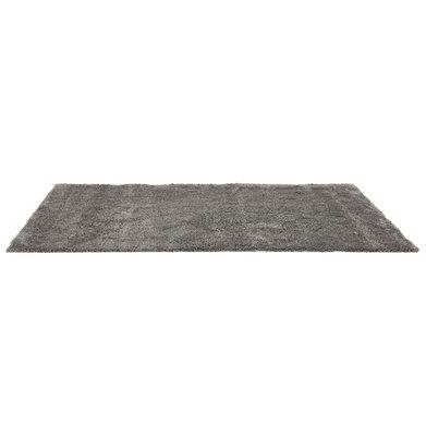 Vloerkleed POAL 120x170 cm Donkergrijs