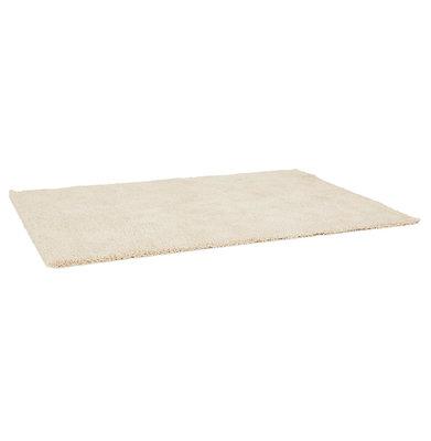 Vloerkleed POAL 160x230 cm Crème