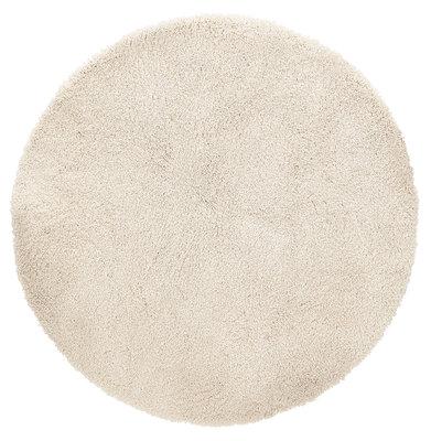 Vloerkleed POAL Ø 160 CM Crème
