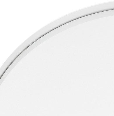 Spiegel TOTO Ø 60,5 CM Wit