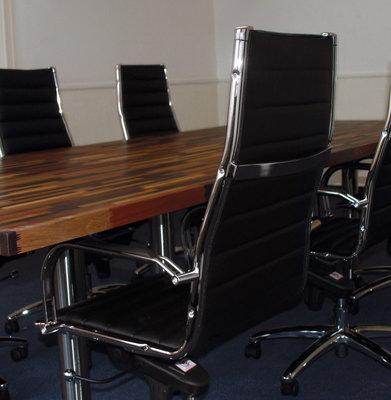 Bureaustoel TORINO Zwart