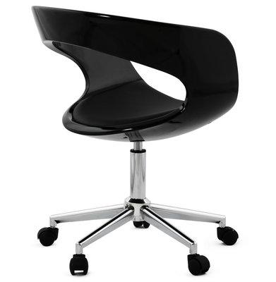 Bureaustoel FELIX Zwart-Zwart