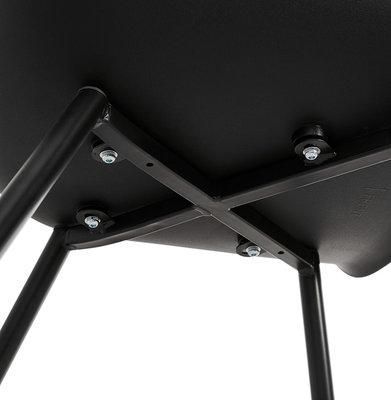 Design Stoel STILETO Zwart