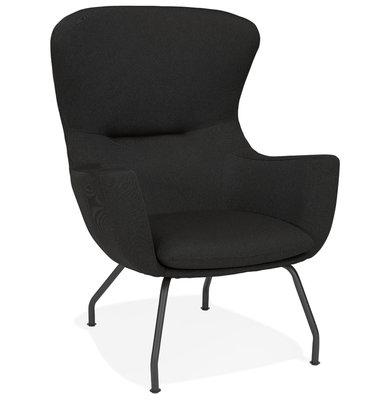 Design Stoel KORAT Zwart