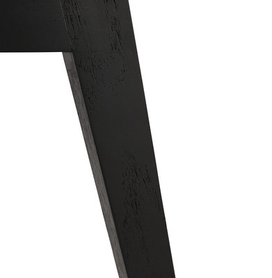 Design Stoel ALCAPONE Zwart-Zwart