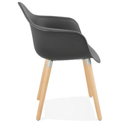 Design Stoel CLOUD Zwart
