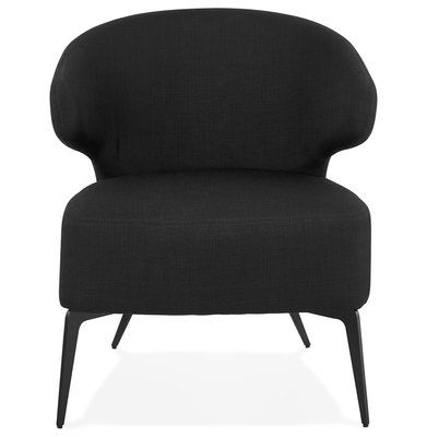 Design Stoel ORELO Zwart-Zwart