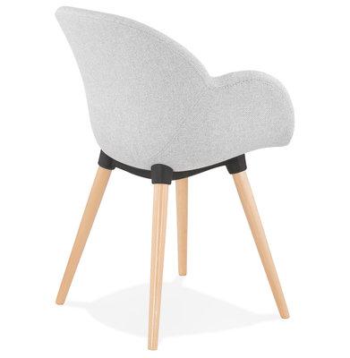 Design Stoel SAGU Lichtgrijs