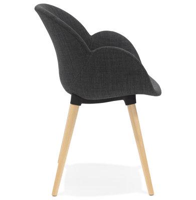 Design Stoel SAGU Donkergrijs