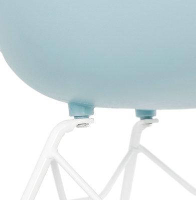 Design Stoel PROVOC Blauw