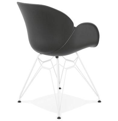 Design Stoel PROVOC Zwart