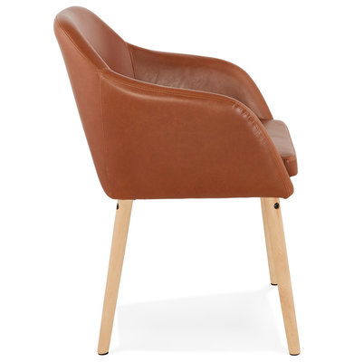 Design Stoel MADOX Bruin
