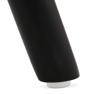 Barkruk FRANKY Zwart-Zwart