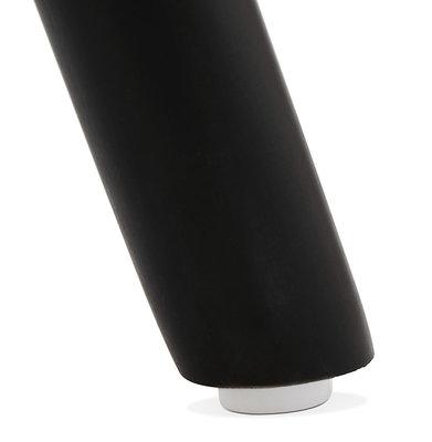 Barkruk SUPRO Zwart-Zwart