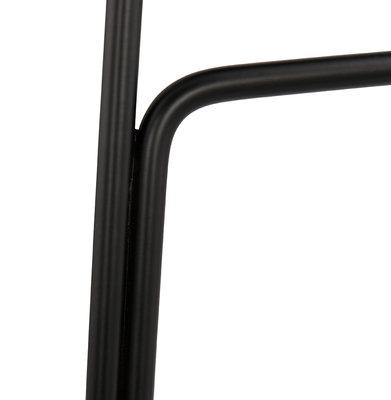 Barkruk SLADE Zwart-Zwart