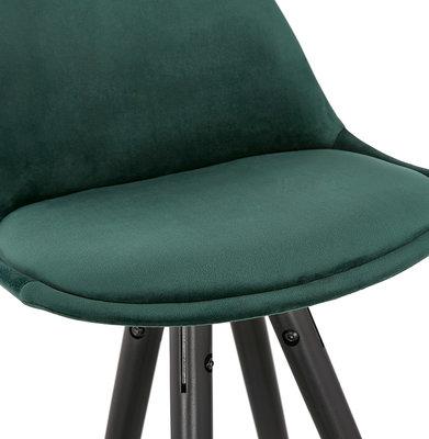 Barkruk CARRY Groen-Zwart