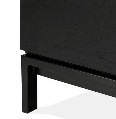 Dressoir STADA Zwart 40x160cm