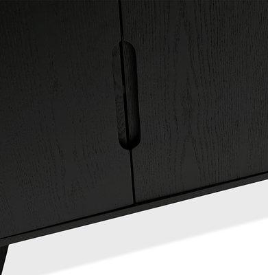 Dressoir TRAA Zwart 40x150cm