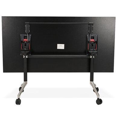 Bureau HELPE Zwart 160x80cm