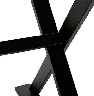 Bureau-Eettafel MAUD Zwart 160x80cm