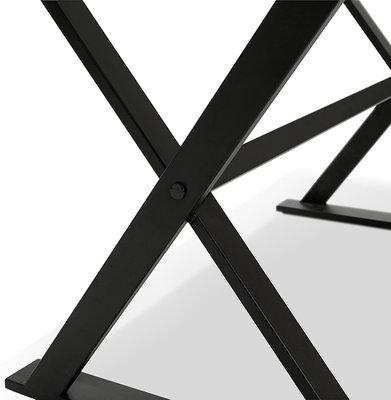 Bureau-Eettafel MAUD Walnoot 180x90cm