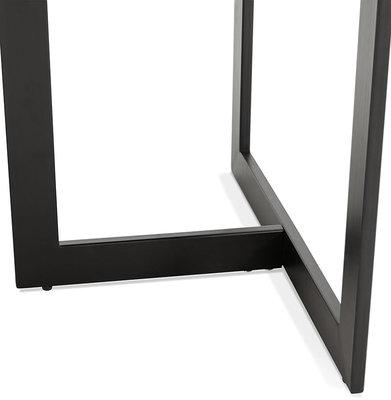 Bureau-Eettafel DORR Zwart 150x70cm