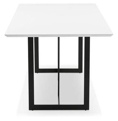 Bureau-Eettafel DORR Wit 180x90cm