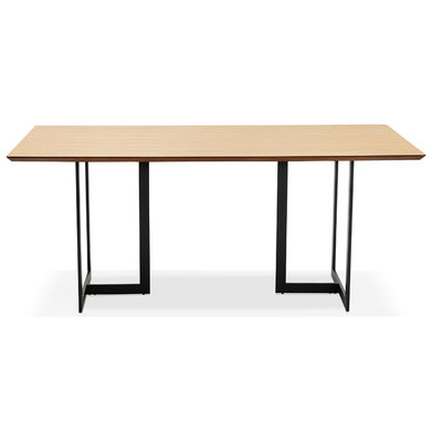 Bureau-Eettafel DORR Naturel 180x90cm