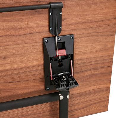 Bureau HELPE Walnoot 160x80cm