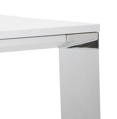 Bureau-Vergadertafel EFYRA Wit-Wit 160x160cm