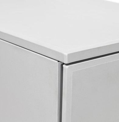 Ladeblok OFFICIO Grijs 61x52cm