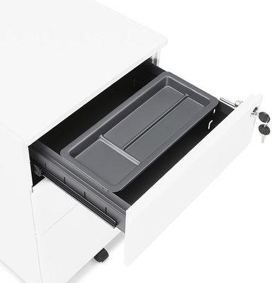 Ladeblok OFFICIO Wit 61x52cm