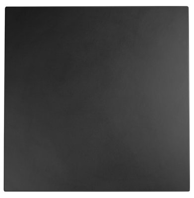 Tafelblad HORECA Vierkant Zwart 70x70x3,5 cm