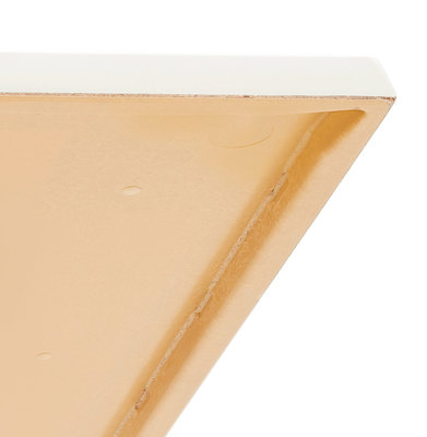 Tafelblad HORECA Vierkant Wit 70x70x3 cm